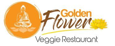 Golden Flower Veggie logo